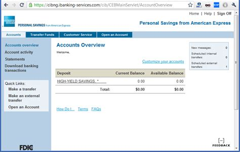 How Much Money Is On My American Express Gift Card - american express personal savings review