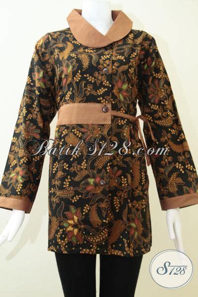 Model Baju Wanita Dewasa Gemuk Busana Batik Klasik Trendy Istimewa Untuk Perempuan Dewasa