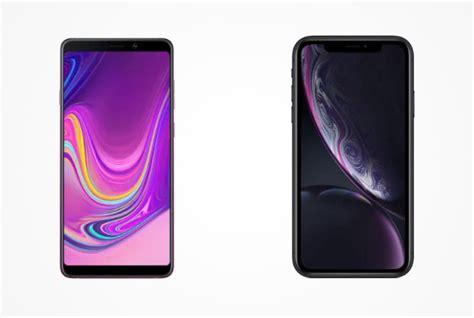 samsung galaxy   iphone xr affordable smartphone