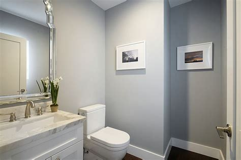 bathrooms with grey walls bathroom light gray walls white trim bathroom redo