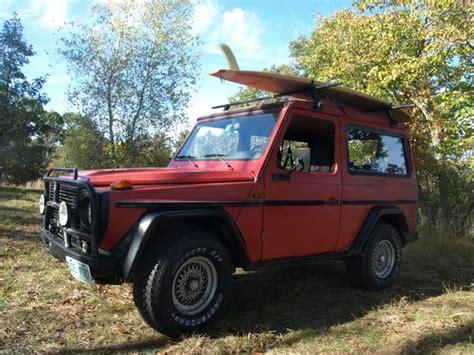 Diesel G Wagon by 1979 Mercedes G Wagon Diesel Bring A Trailer