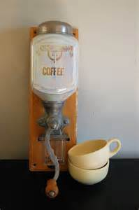 Wall Mounted Manual Coffee Grinder Antique Opalescent Wall Mount Coffee Grinder Wall Mount