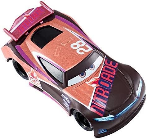Cars 3 Tim Treadless disney pixar cars 3 tim treadless nitroade die cast