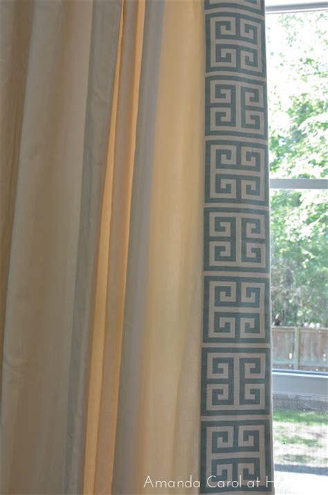 dining room draperies walls narrowed    options