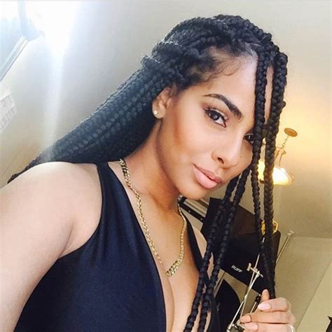 braided hairstyles on instagram 50 box braids hairstyles that turn heads stayglam