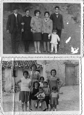 fotos antiguas familias fotos antiguas de burunchel familias granero y galinao