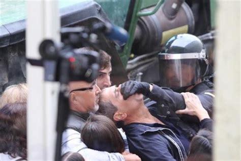 el policial octubre 2009 refer 233 ndum 2017 quot yo vi m 225 s acoso a polic 237 as que violencia