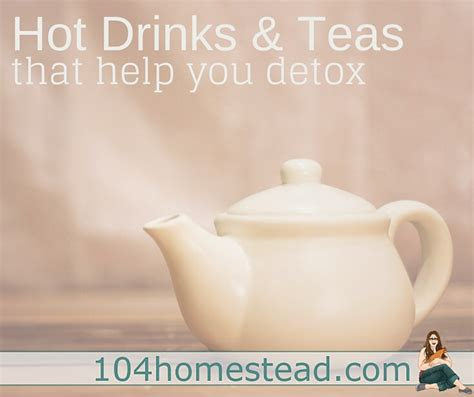 How Do Coffee Help You Detox by Drinks Teas That Will Help You Detox
