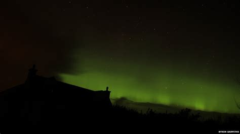 Western Lights by News In Pictures The Northern Lights Scotland