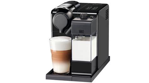buy de longhi nespresso lattissima touch coffee machine black harvey norman au