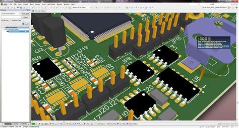 pcb layout software altium altium designer viewer