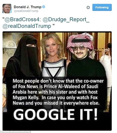 Cover Jok United By Mybikestore by Saudi Arabian Prince Alwaleed Bin Talal Slams Donald