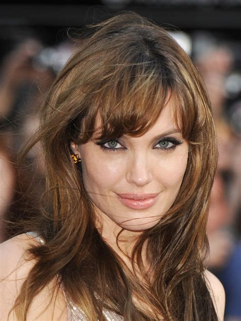 hairs for fine hair with cowlicks 187 angelina jolie hairstyles
