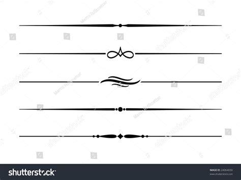 decorative line html vertical decorative lines