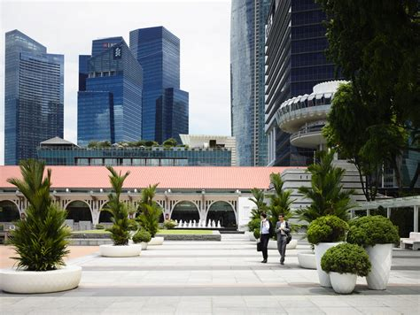 Landscape Architect Vacancy Singapore Collyer Quay Landscape Singapore E Architect