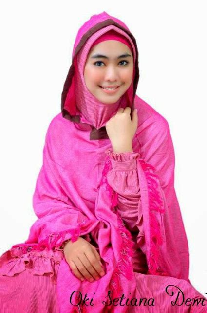 Jilbab Instan Dewi cara syar i ala oki setiana dewi info makkah