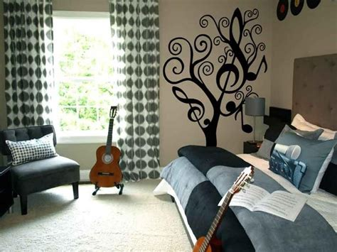 music decor for bedroom music themed teen room 19 photos of the girls room