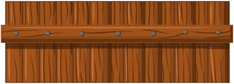 brown clip fence clipart brown pencil and in color fence clipart brown