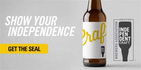Seal Is Simply Amazing by Brewers Association Has Signed 3 000 Breweries To