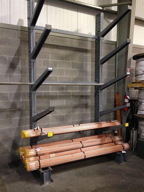bar tubing pipe rack warehouse rack and shelf