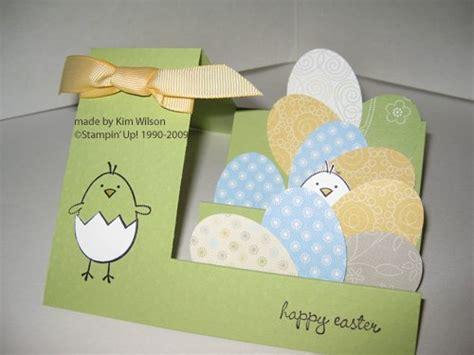 Handmade Easter Card Ideas - easter cards to make restaurents
