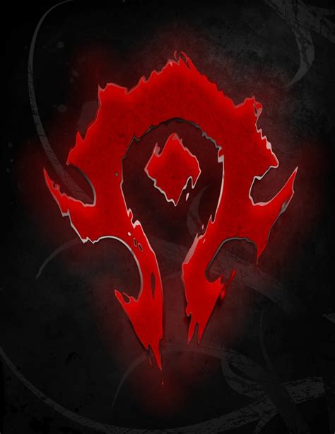 horde banner by seccentral on deviantart
