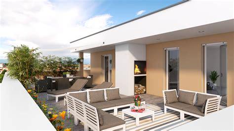 arredare terrazzo attico arredare terrazzo di un attico il elastico warco per