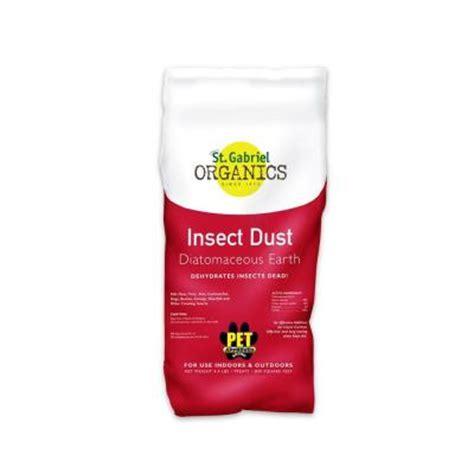 st gabriel organics 4 4 lb insect dust food grade