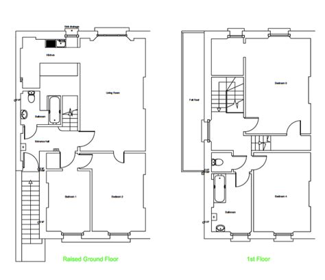 british house plans typical house plans uk