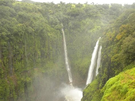 top 10 places to visit near pune in monsoon