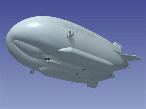 zeppelin design lab new airships are more than just hot air wired