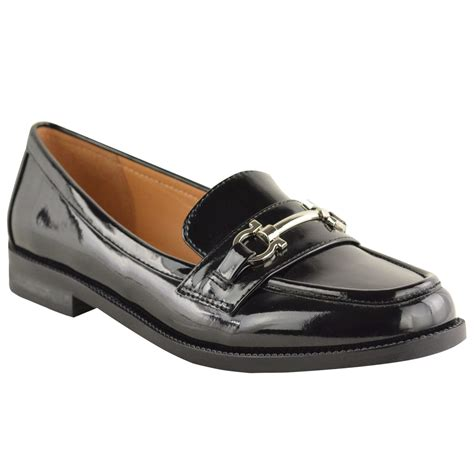 womens shoes flat new womens loafers flat office work school smart