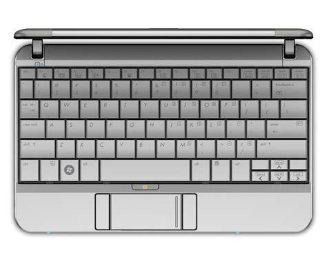 Keyboard Netbook new mini netbook on the way from hp slashgear