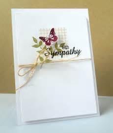 sting a sympathy card