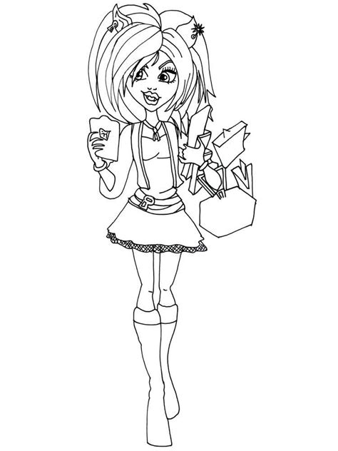 howleen wolf coloring pages free printable howleen wolf