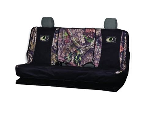mossy oak bench seat covers mossy oak universal fit bench seat cover polyester