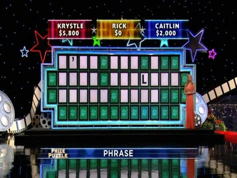 Around The House Wheel Of Fortune by Solves Quot Wheel Of Fortune Quot Puzzle With Only One