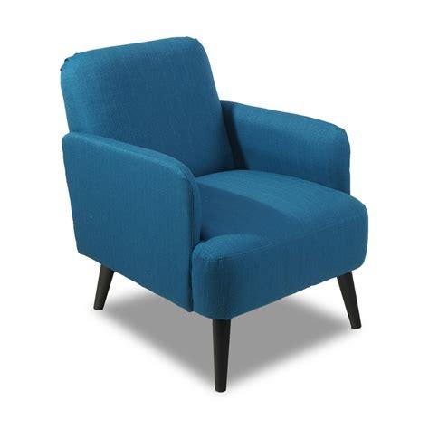 fauteuil tissu design fauteuil r 233 tro design bleu by drawer