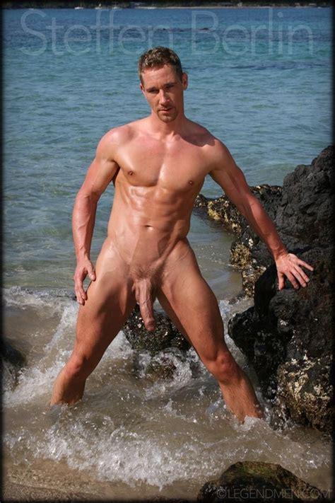 Steffen Berlin Gay Porn Star Pics Huge Inch Cock Muscle Hunk