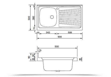 lavello cucina dimensioni lavello cucina in acciaio inox per mobile sottolavello da