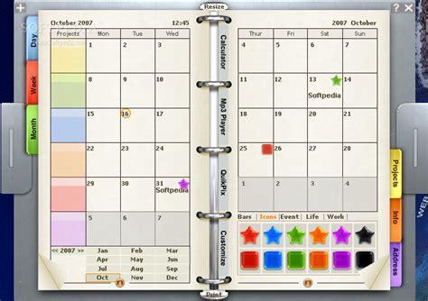 Calendar Organizer Organizer Calendar Calendar Template 2016