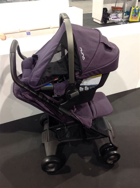 Sale Stroller Nuna Pepp Blackberry carseatblog the most trusted source for car seat reviews