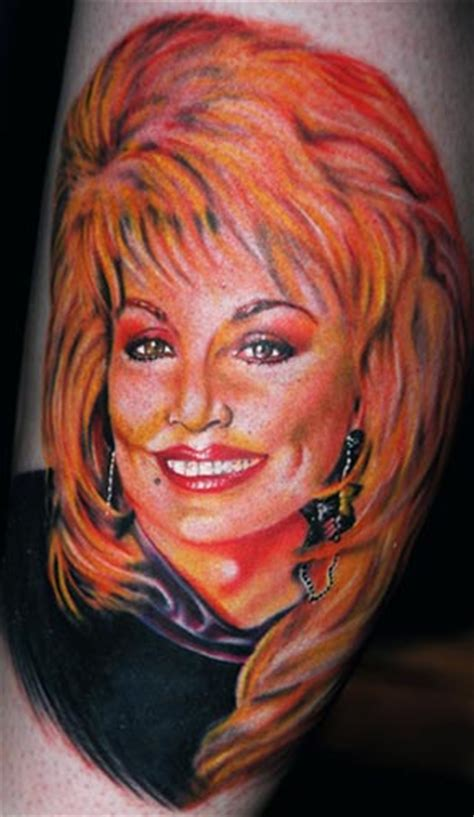 dolly parton tattoo junkies studio tattoos mario rosenau