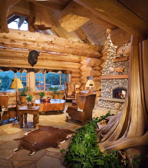 log cabin homes interior pioneer log homes log cabins the timber