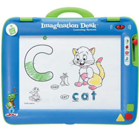 leap frog imagination desk learning centre educational toy