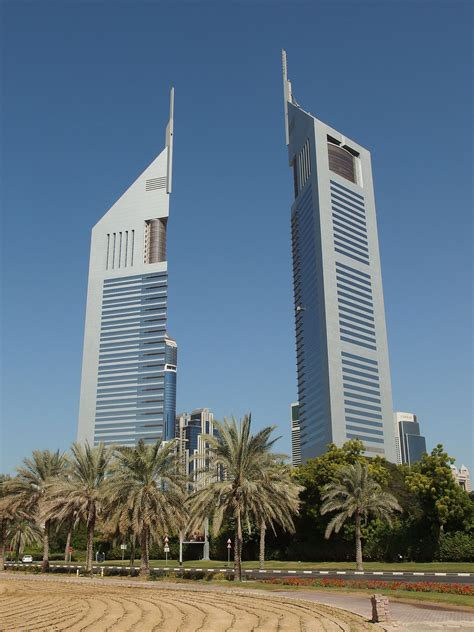 towers address emirates office tower
