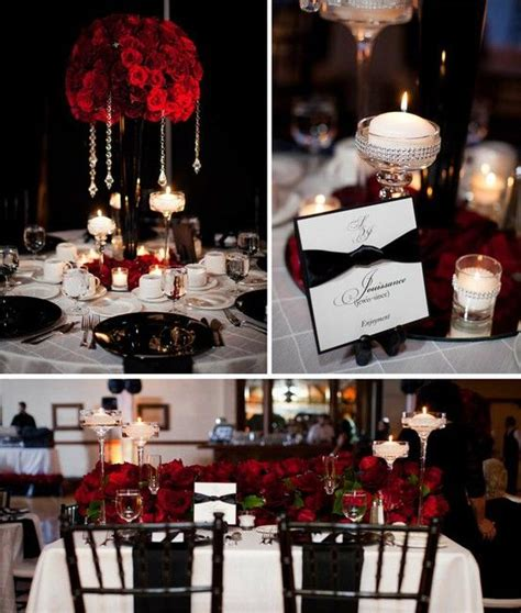 theme black rose black and red wedding ideas weddinary com http www