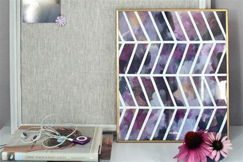 diy home painting ideen diy ideas for decorating your bedroom walls