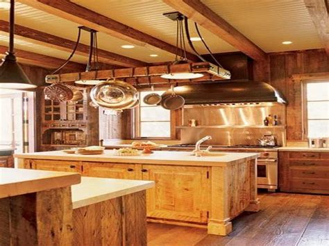 rustic kitchen decor ideas rustic kitchen decorating ideas the concept of rustic