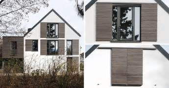 this house is an exle of how to do modern window